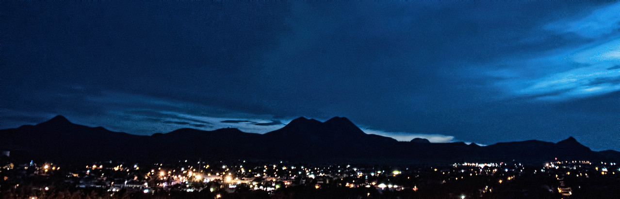 The lights of Alpine