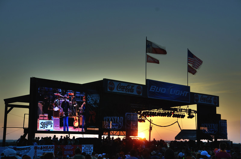 Sundown on the Main Stage