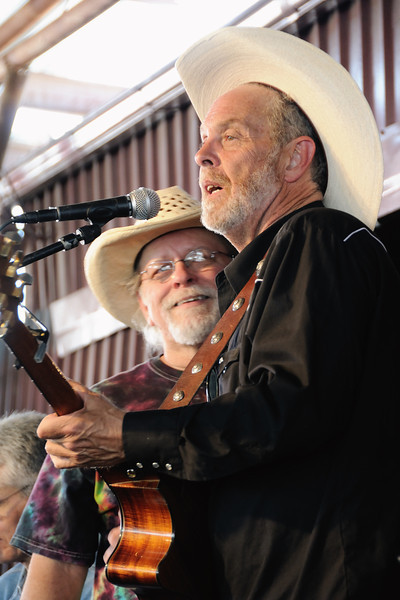 Tommy Alverson and Michael Hearne