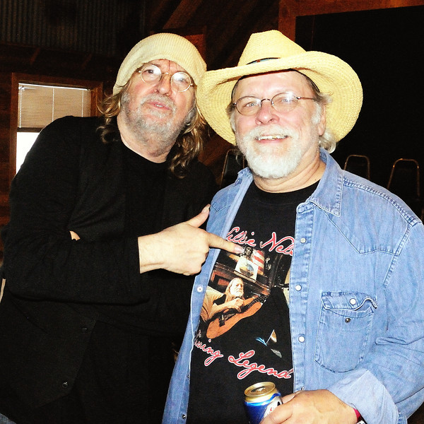Ray Wylie Hubbard and Tommy Alverson