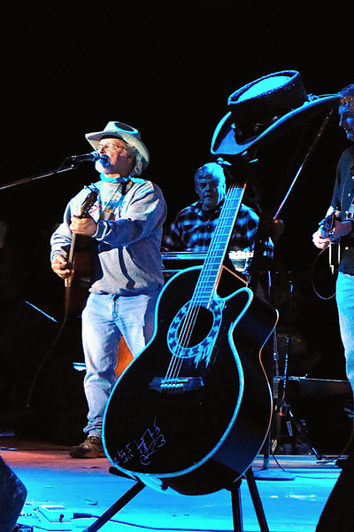 Tommy Alverson and Rusty Wier in spirit