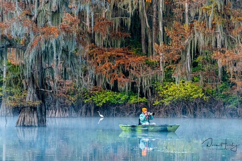 Caddo Lake photographer
