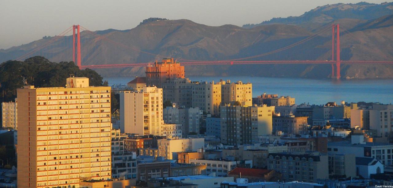 Scenic San Francisco