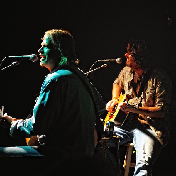 Charlie Robison and Bruce Robison