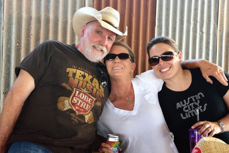 Gary, Julie, Wendy