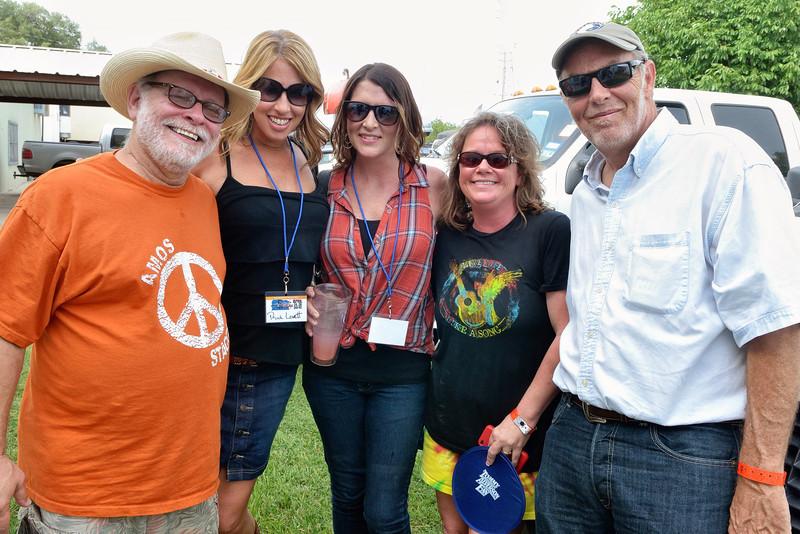 Tommy Alverson, Heather Starcher-Stalling, Andie Kaye Joyner, Amy Carol Alverson, Michael Hearne