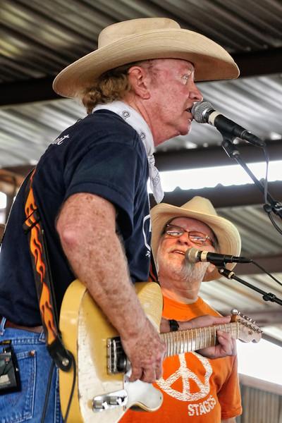 Gary P. Nunn and Tommy Alverson