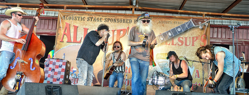 Dirty River Boys w/ Ray Wylie Hubbard and Red Dirt Randy
