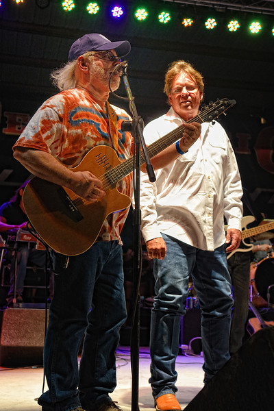 Tommy Alverson, Larry Joe Taylor