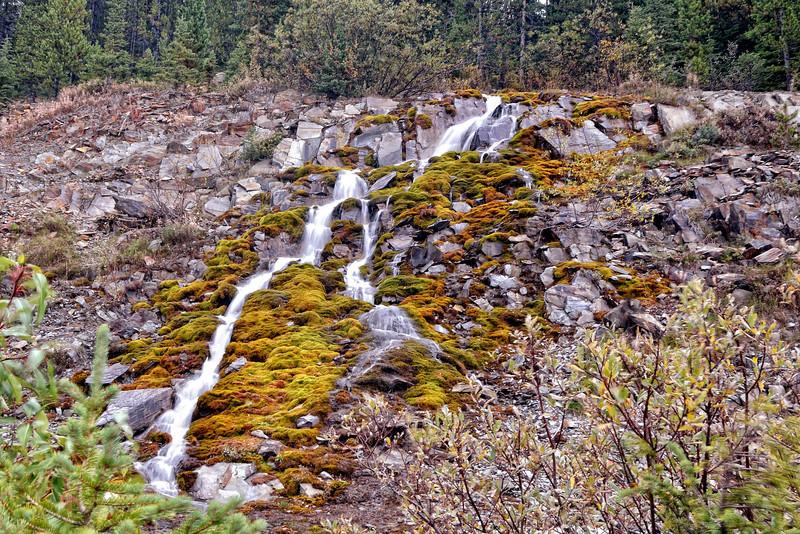 Joan's waterfall