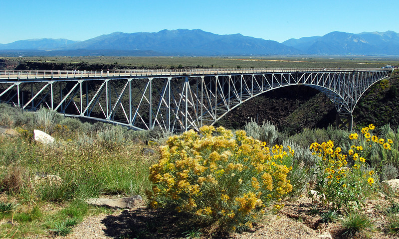 Rio Grande Gorge and Bridge