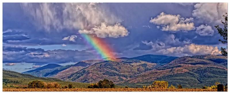 Sangre de Cristos Rainbow