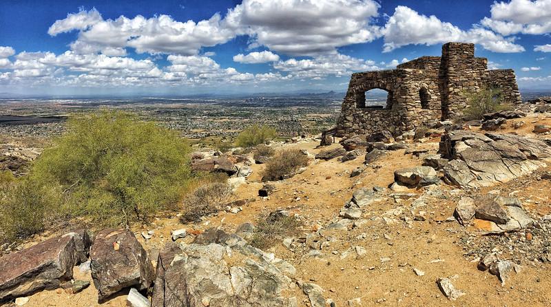 Dobbins Lookout, South Mountain, Phoenix