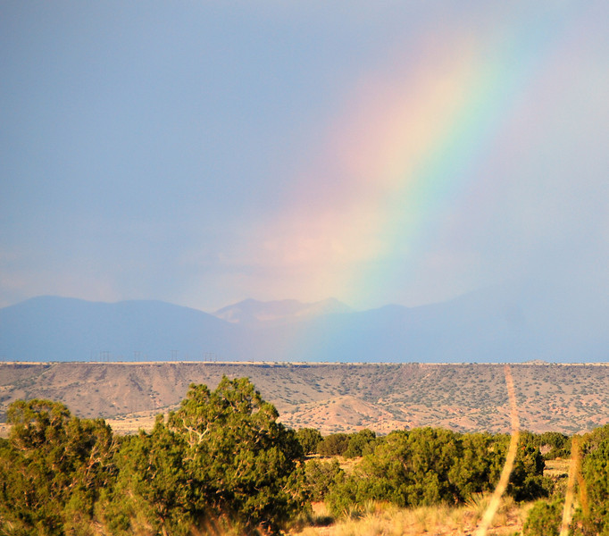 New Mexico Rainbow