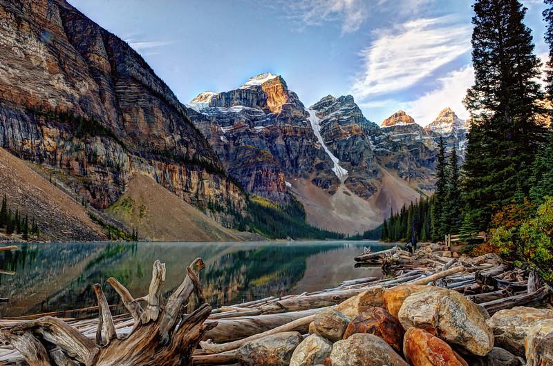 Lake Moraine, Banff National Park