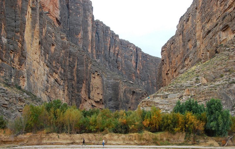 Mouth of Santa Elena Canyon