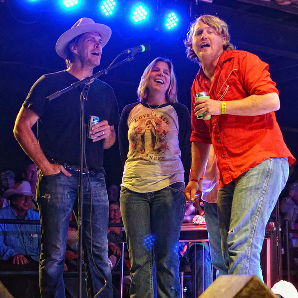 Jack Ingram, Terri Hendrix, William Clark Green