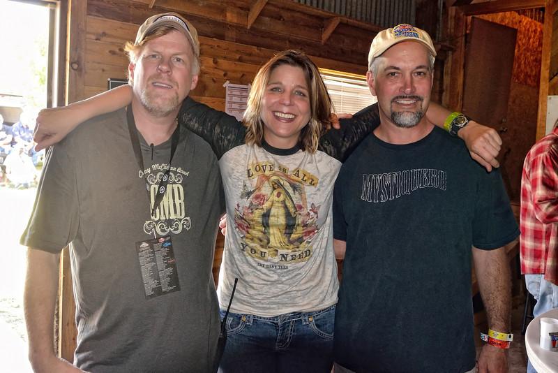 David, Terri, Joe