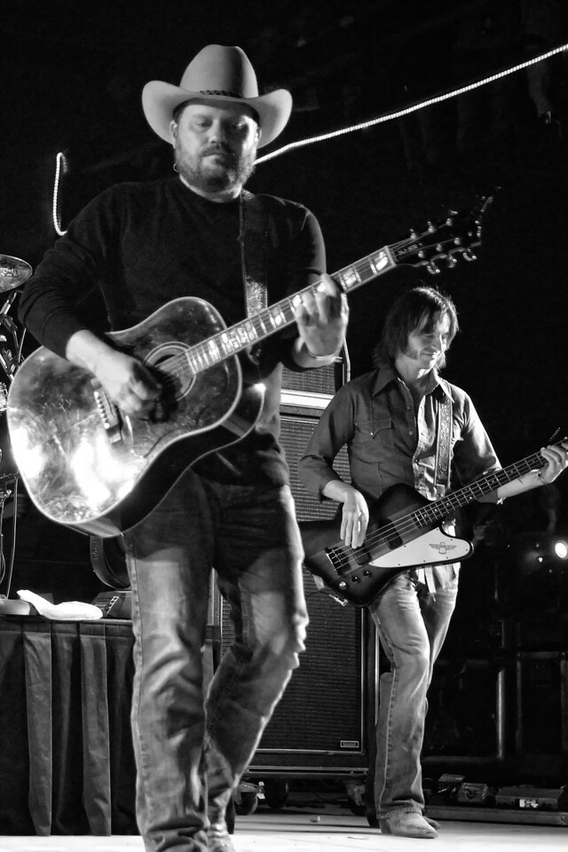 Randy Rogers, Jon Richardson