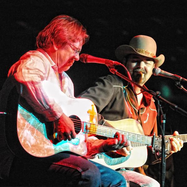 Larry Joe Taylor and Davin James