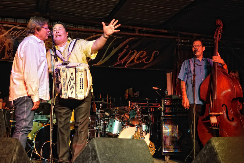 Tejas Brothers w/ Larry Joe Taylor