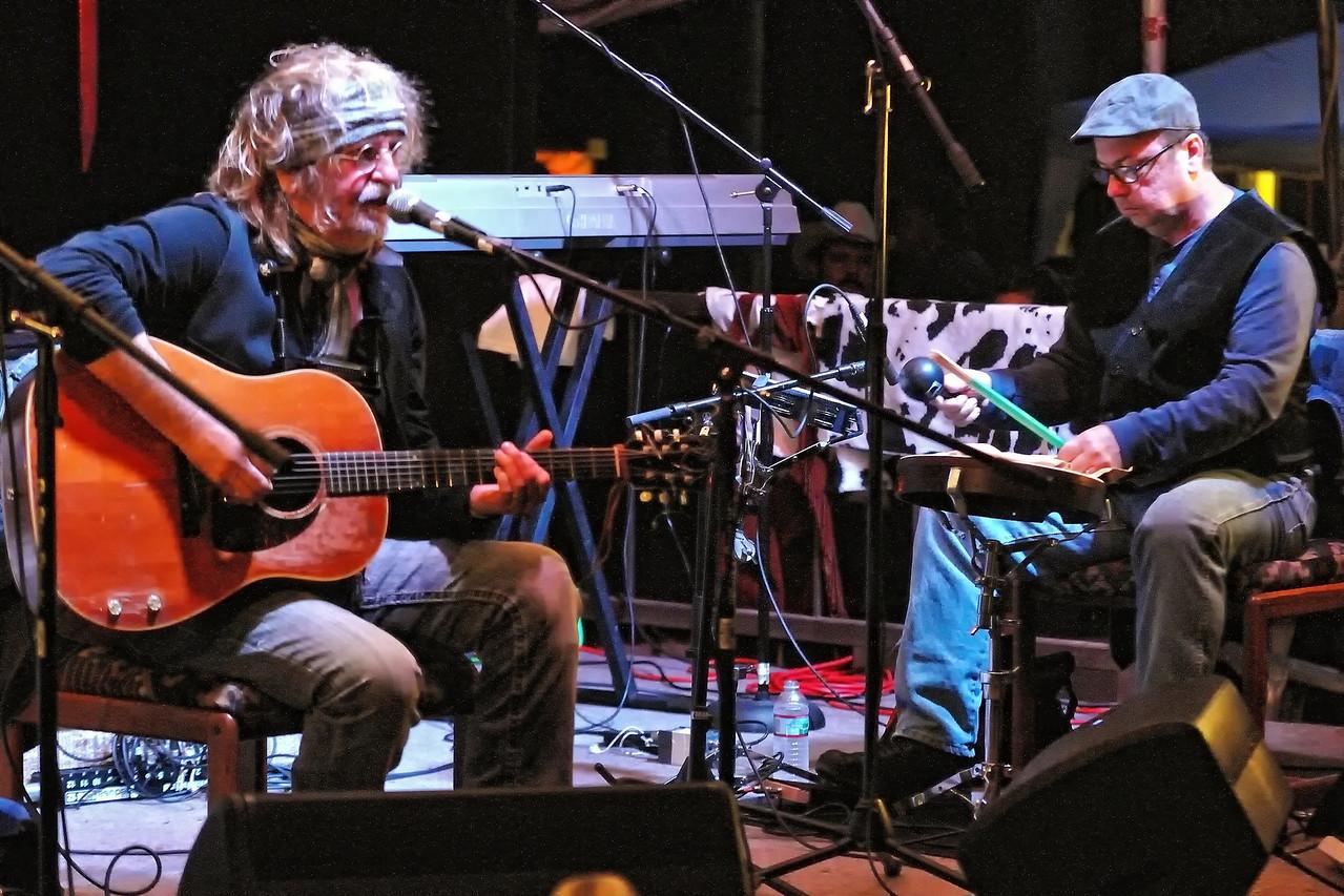 Ray Wylie Hubbard, Rick Richards