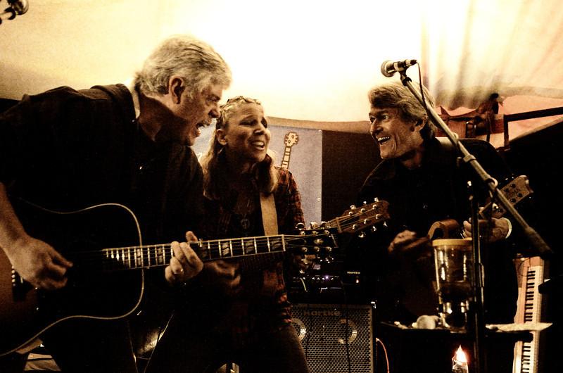 Lloyd Maines, Terri Hendrix, Jimmy Stadler