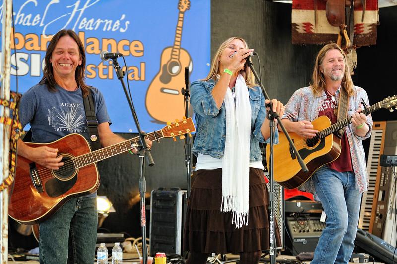 Jimmy Davis, Tina Wilkins, Walt Wilkins
