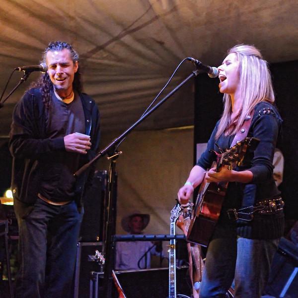 Chuck Cannon, Kylie Rae Harris
