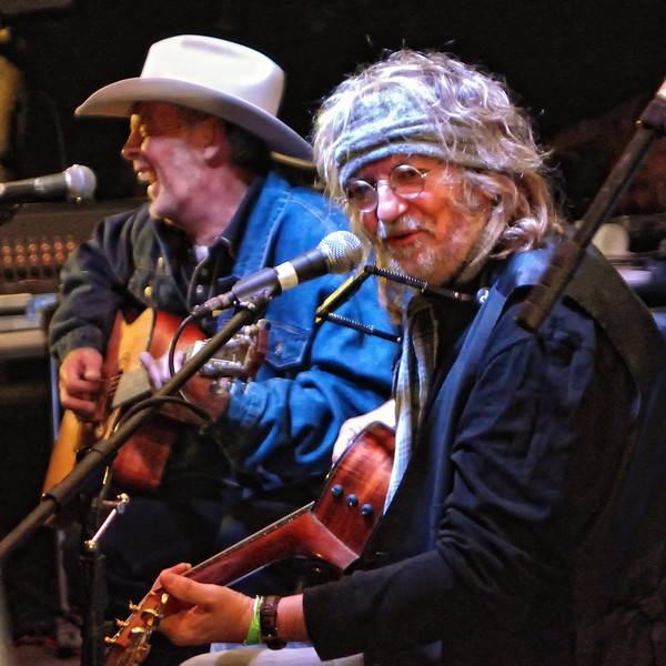 Michael Hearne, Ray Wylie Hubbard