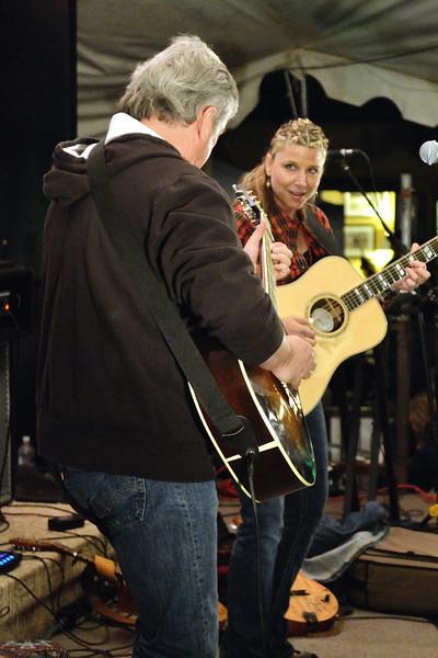 Lloyd Maines, Terri Hendrix