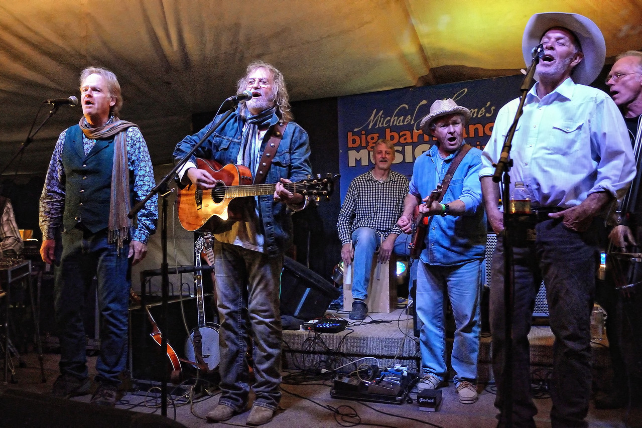 Bob Livingston, Ray Wylie Hubbard, Ezra Idlet, Butch Morgan, Michael Hearne, Zeke Severson