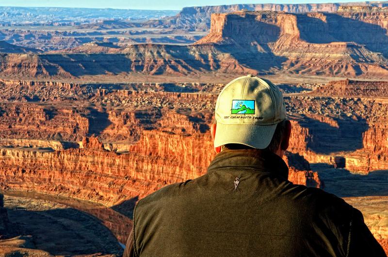 Jeff Clow, brainchild of Dirt Cheap Photo Tours
