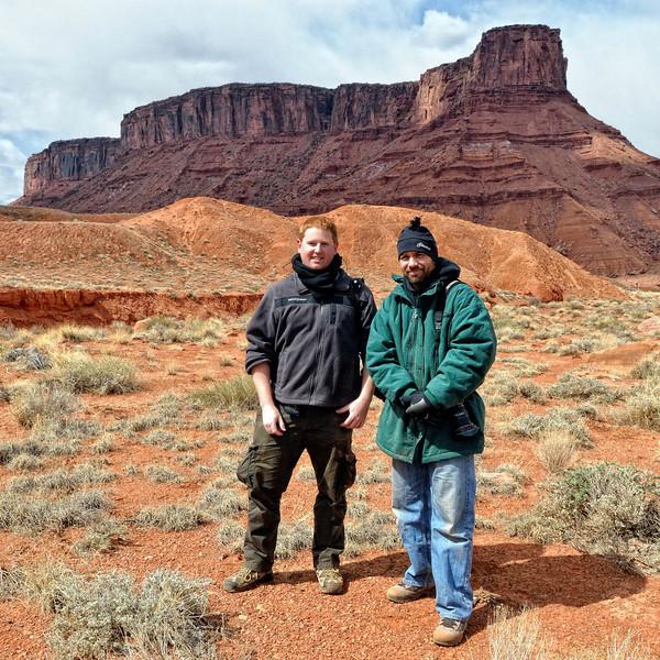 Stephen and Thorpe, Professor Valley