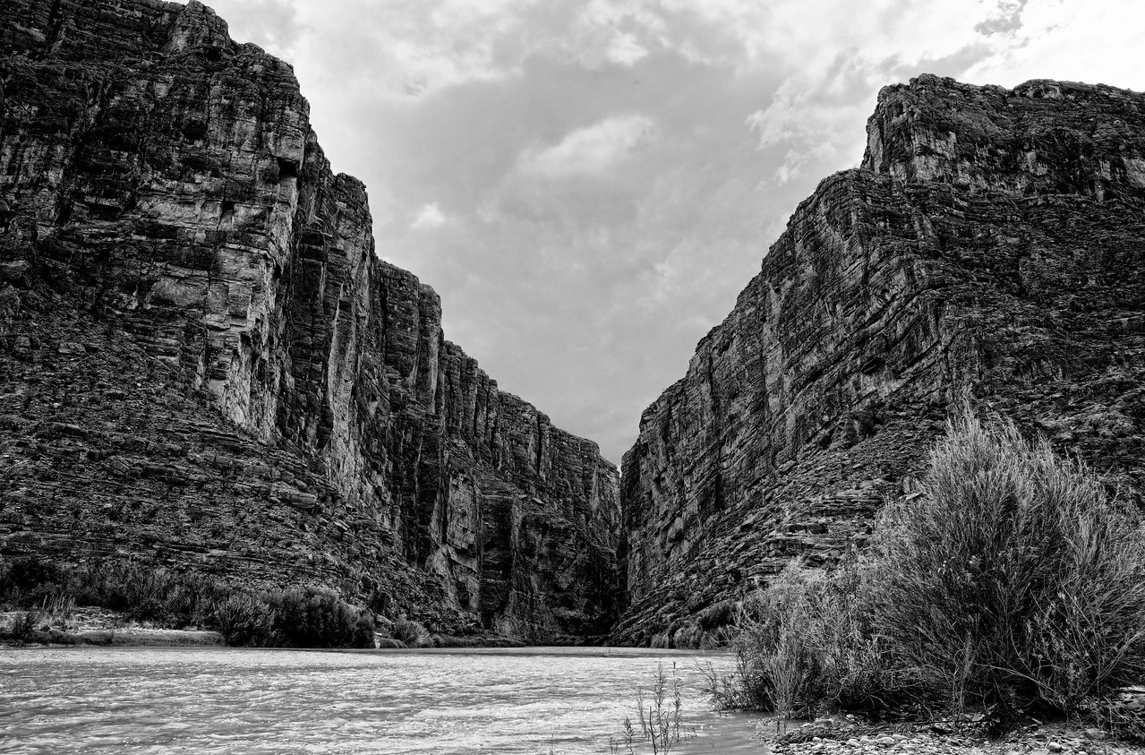 Santa Elena Canyon, Big Bend NP