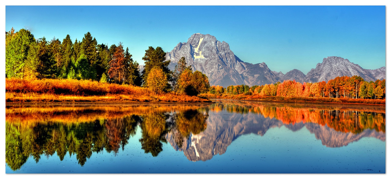 Oxbow Bend Mirror