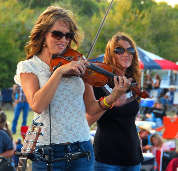 Heather Stallings and Andie Kay Joyner - Blacktop Gypsy
