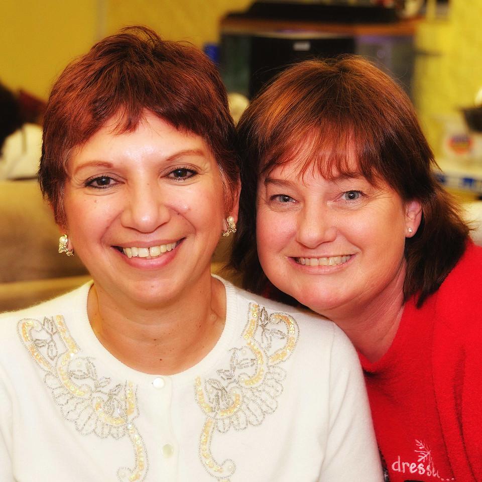 Norma and Rhonda