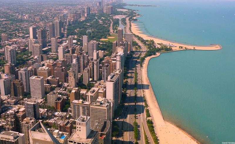 Lakeshore Drive, Chicago