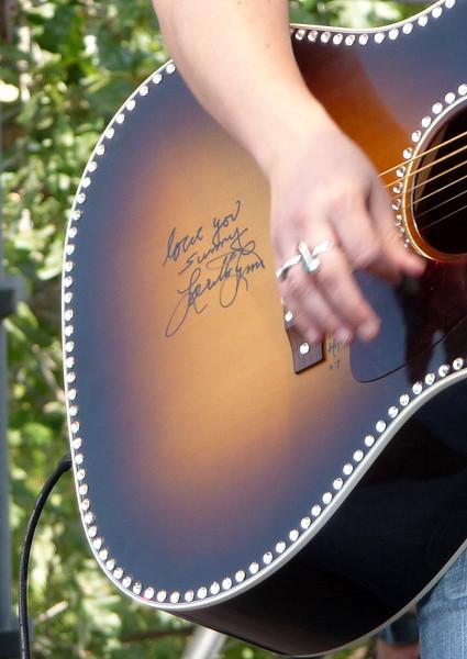 Sunny's guitar