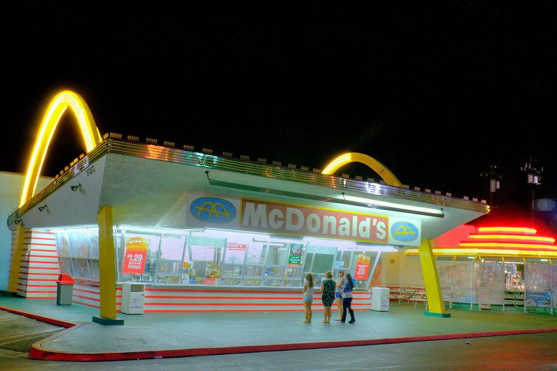 Oldest operating McDonald's in the world