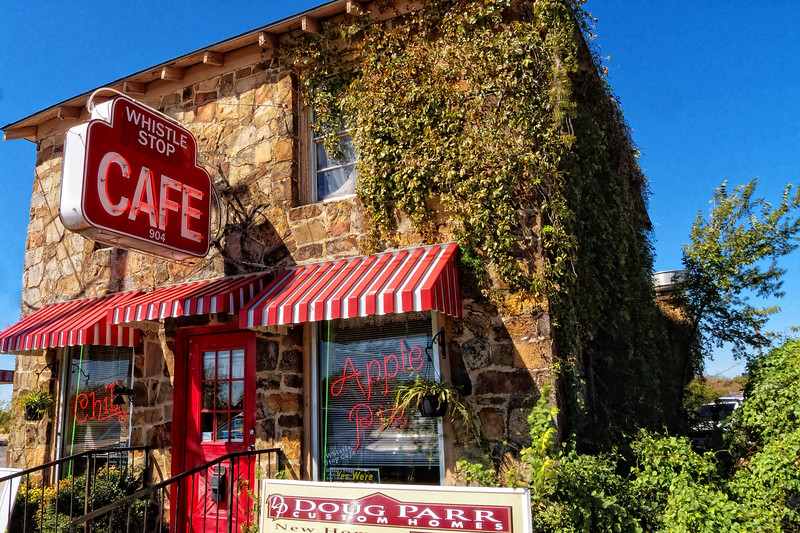 Whistle Stop Cafe, Decatur, TX