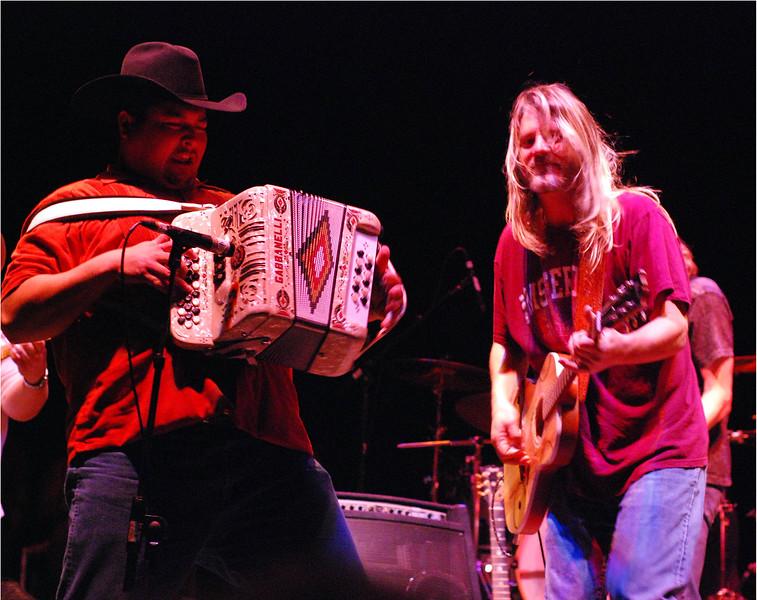 Dave Perez and Walt Wilkins