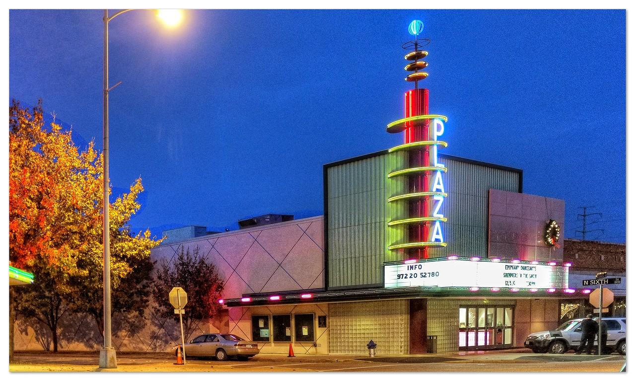 The Plaza Theatre, Garland