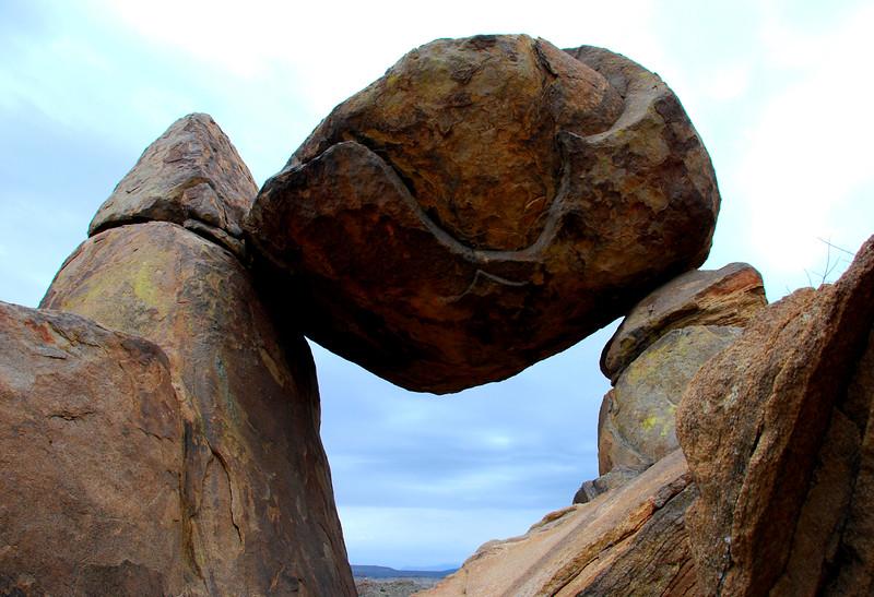 The Balanced Rock
