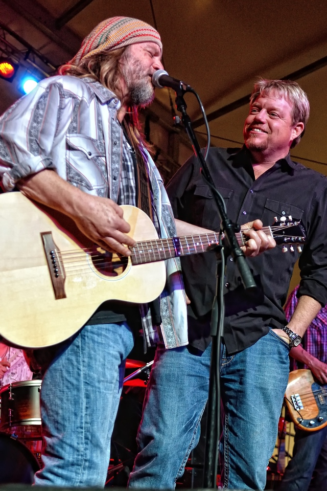 Walt Wilkins, Pat Green