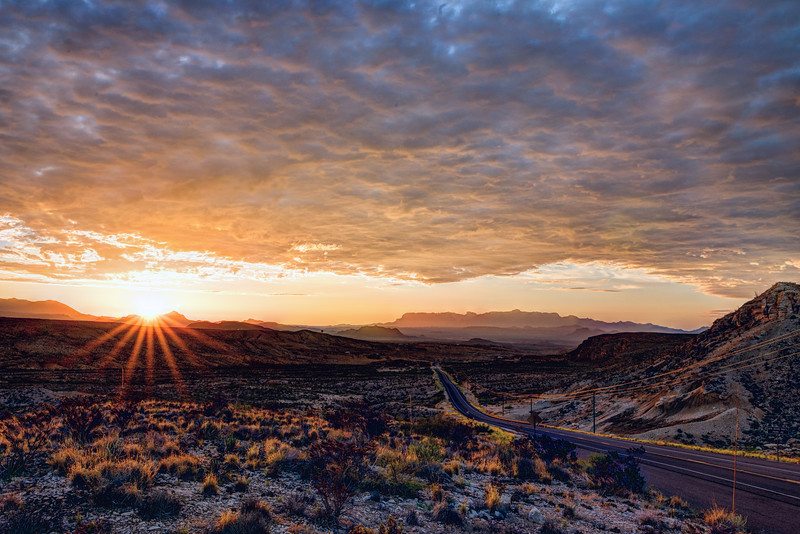 Terlingua Sunrise