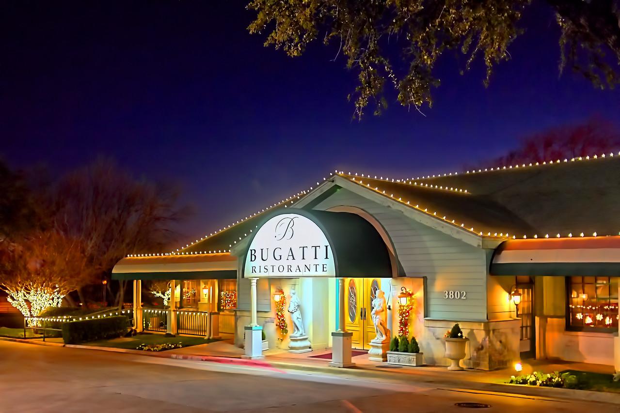 Bugatti Ristorante, Dallas