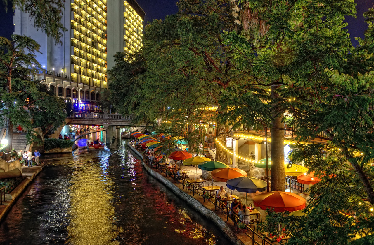 Casa Rio on the San Antonio Riverwalk