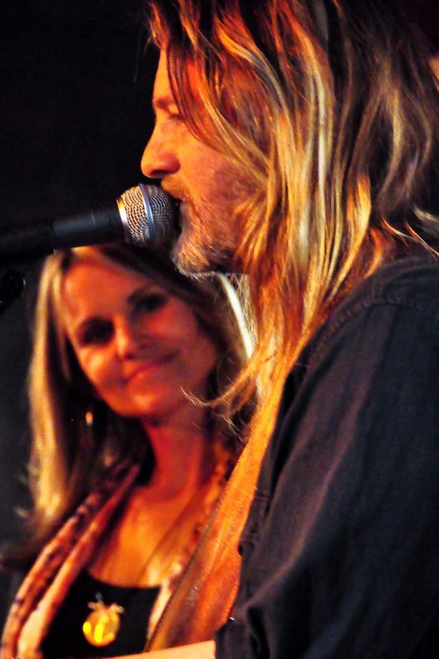 Tina and Walt